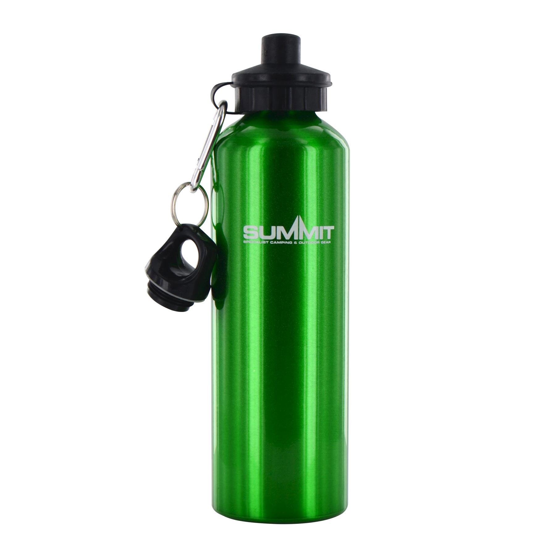 New metal sports bottle mug water drink drinking for for Floor 9 water bottle