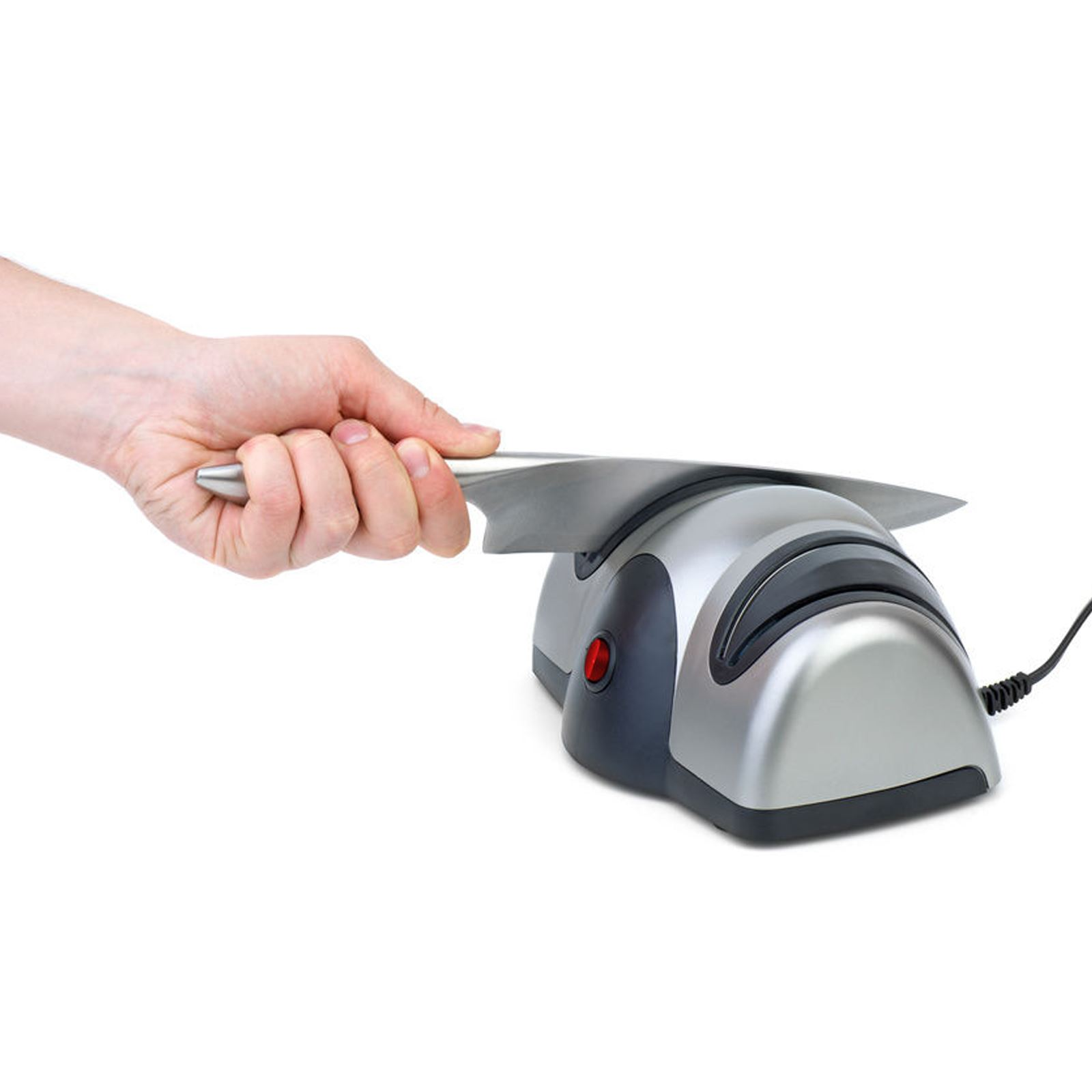 electric knife sharpener honer 2 stage grinder chef razor vintage razor sharp carbon steel 12 quot blade chef knife