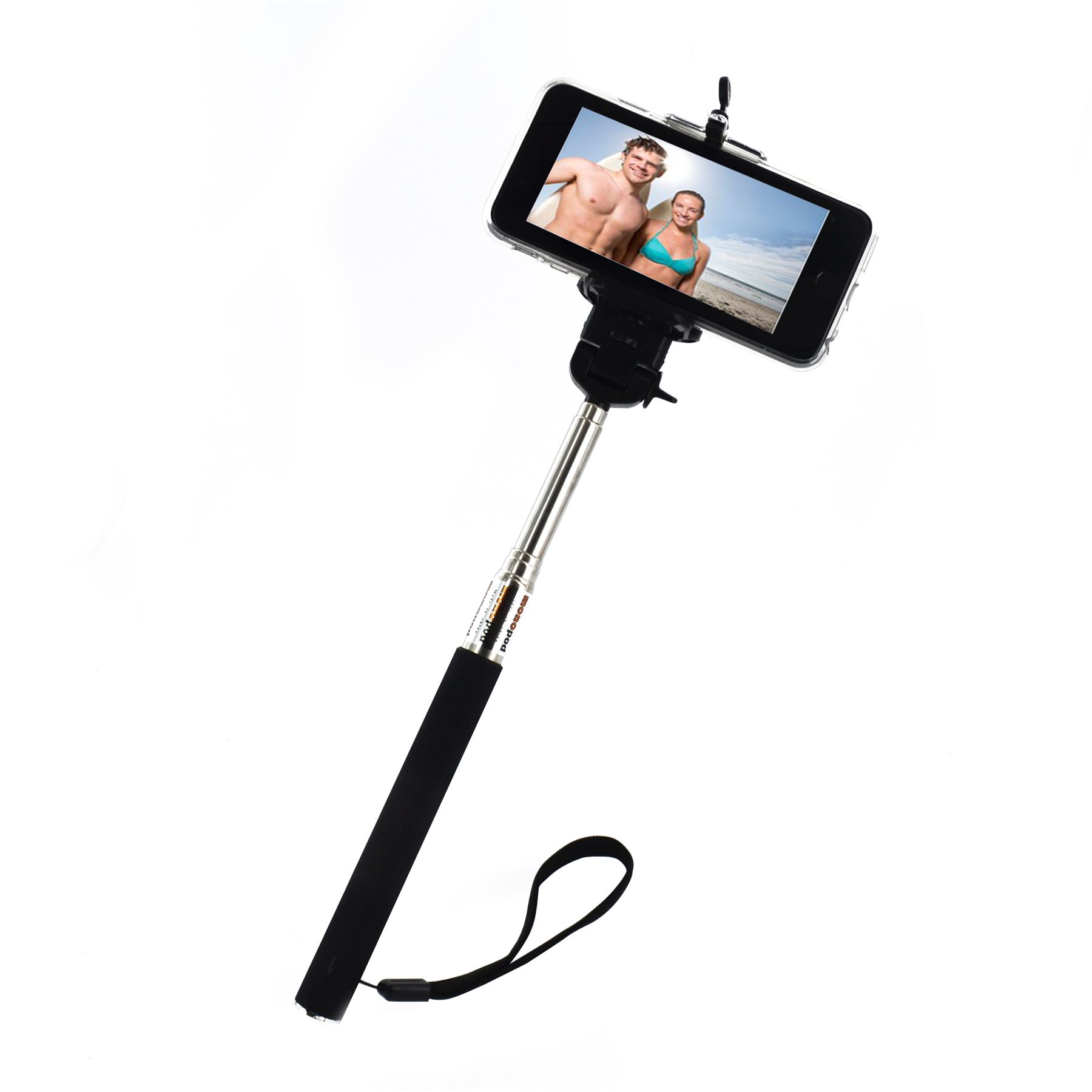 monopod telescopic selfie stick camera mobile smart phone iphone handle holder ebay. Black Bedroom Furniture Sets. Home Design Ideas