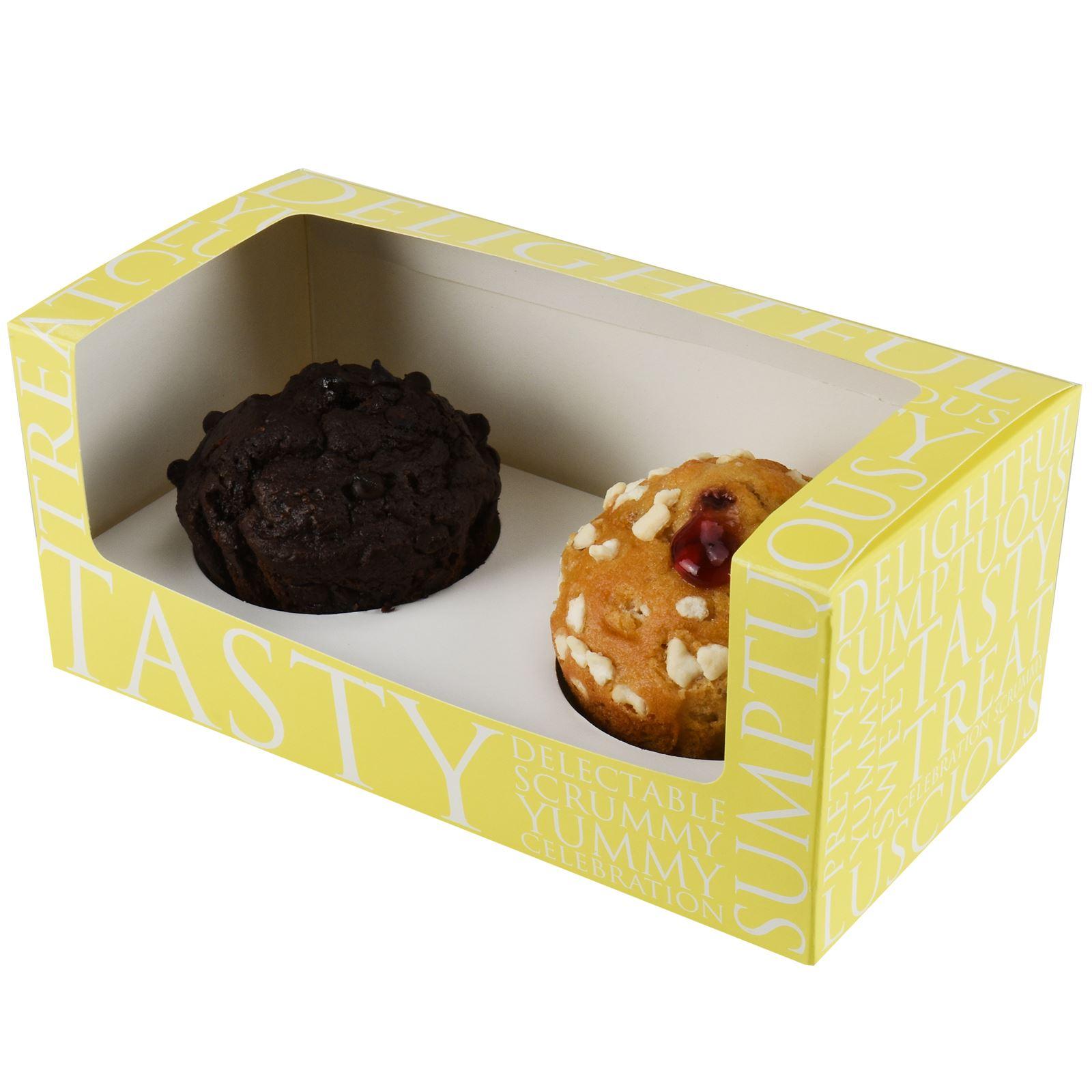 Acetate Cake Display Boxes