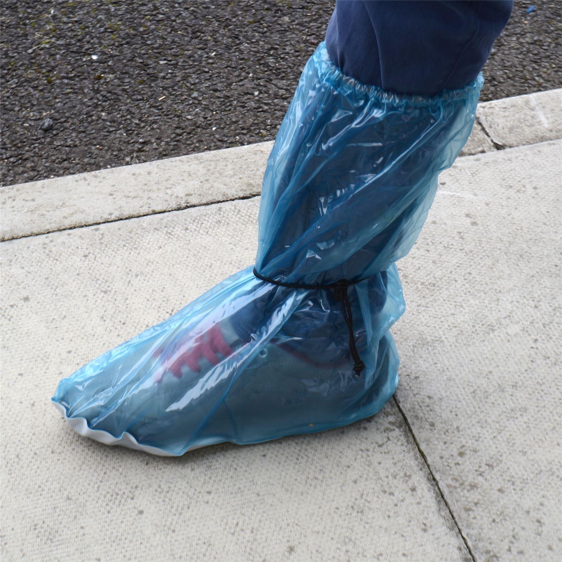 waterproof non slip shoe boot covers festival outdoor
