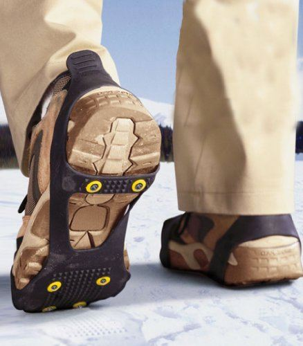 anti slip snow shoe grippers for shoes boots safety