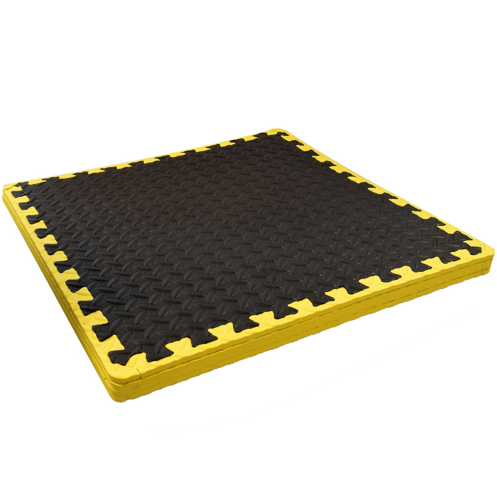 Interlocking Eva Floor Mat Soft Rubber Foam Tiles Exercise