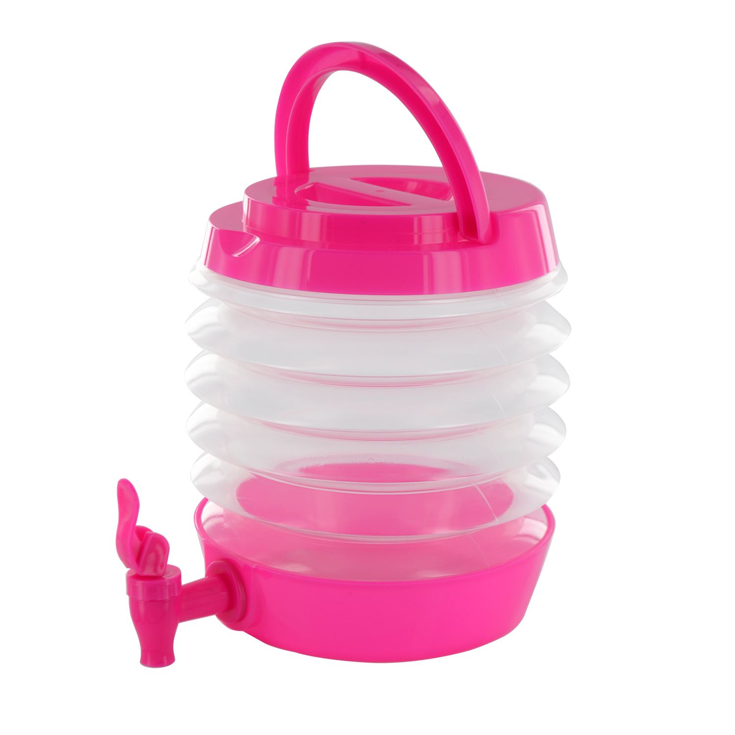 Collapsible Beverage Container Drink Dispenser – 2 Gallon Large Plastic Portable For Outdoor Picnics Parties And More For Adults And Kids – COLORS VARY by Ideas In Life $ $ 18 77 Prime.