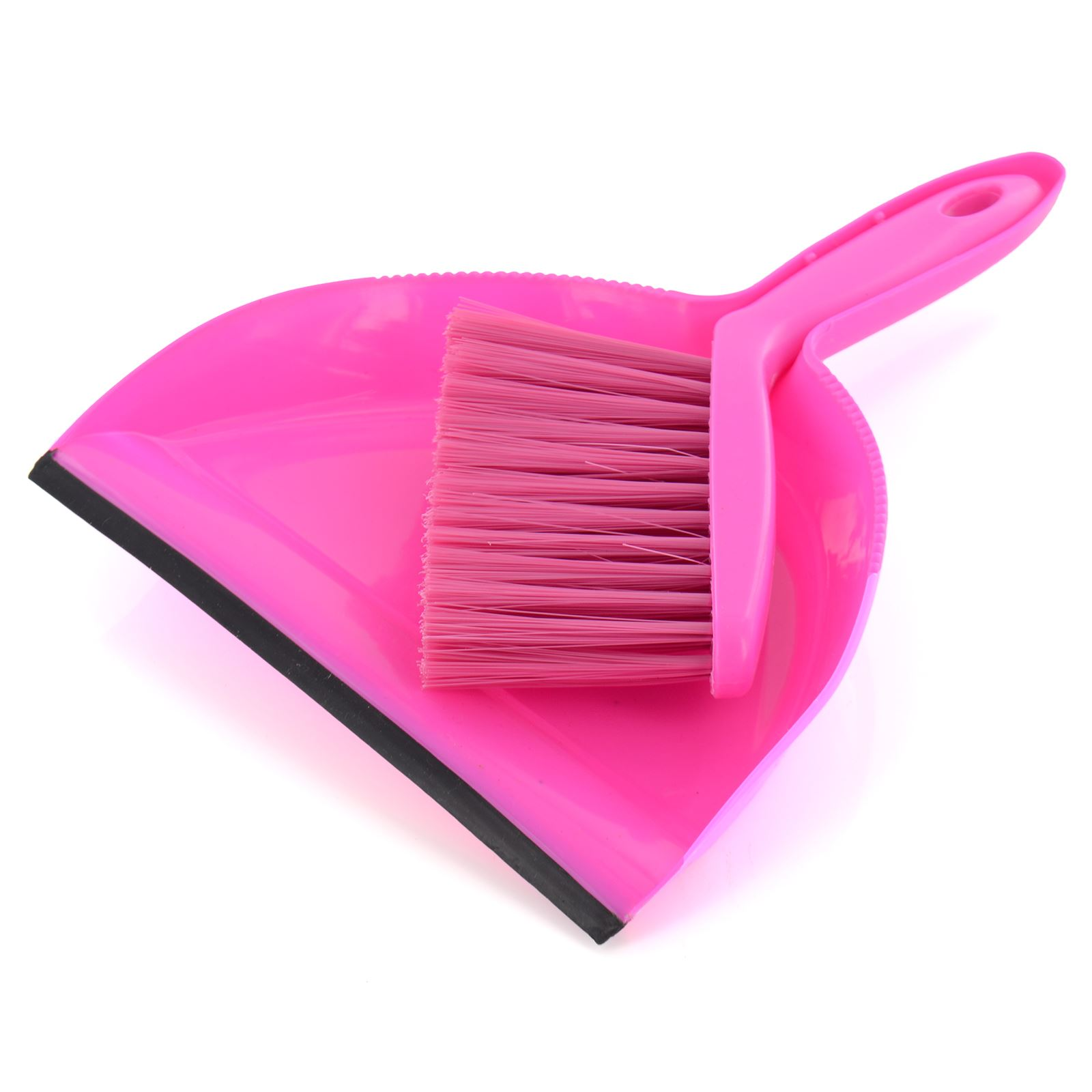 Hand cleaning brush - Mini Plastic Dustpan And Brush Set Soft Cleaning