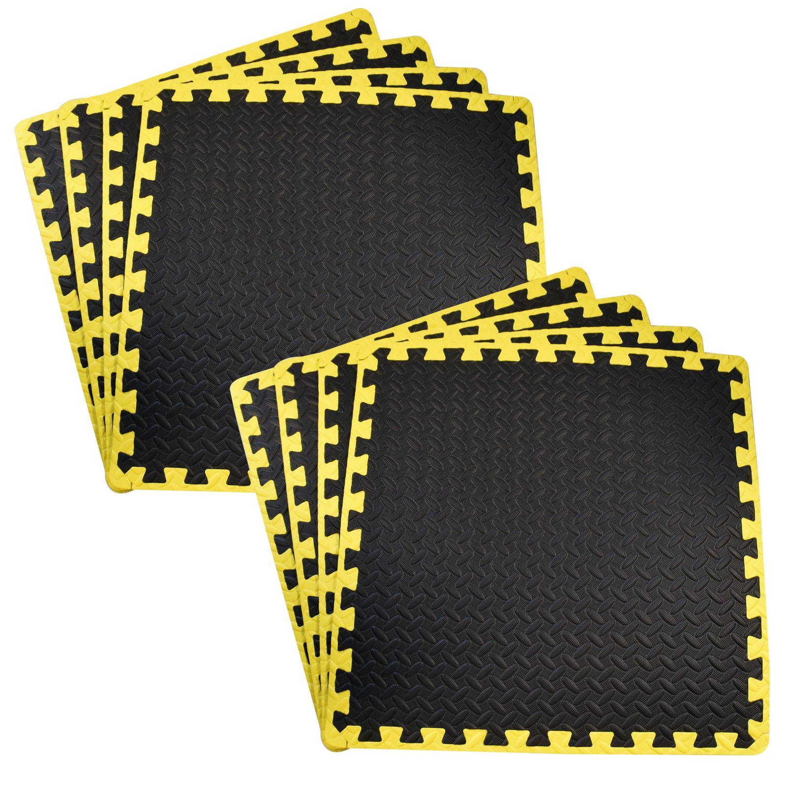 Interlocking eva floor mat soft rubber foam tiles exercise for Gimnasio 9 entre 40 y 41