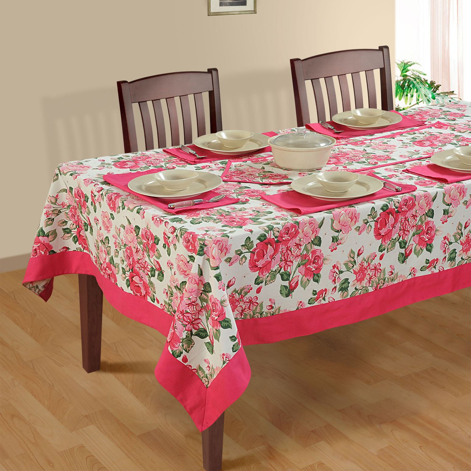 table linen dining 6 seater kitchen dinner party table