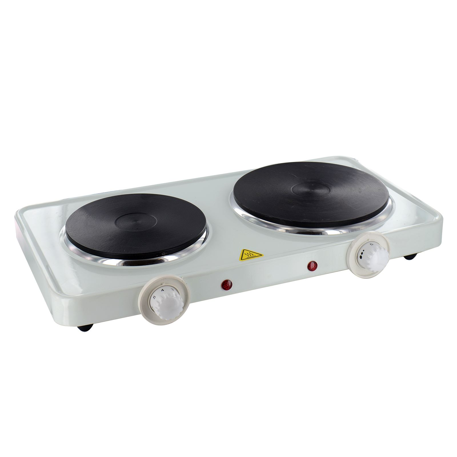 new double electric hotplate hob portable table top cooker camping caravan stove ebay. Black Bedroom Furniture Sets. Home Design Ideas