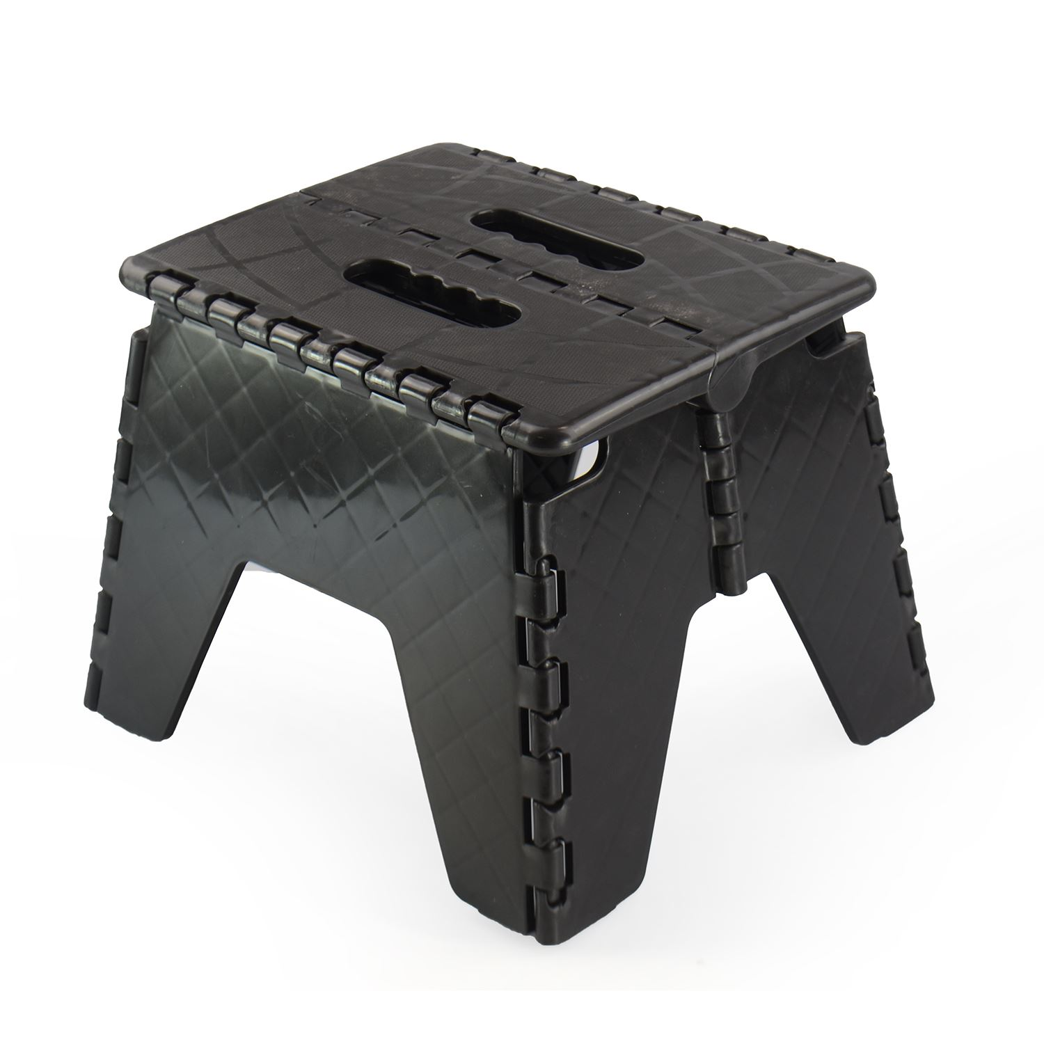 New Plastic Multi Purpose Folding Step Stool Home Kitchen ...