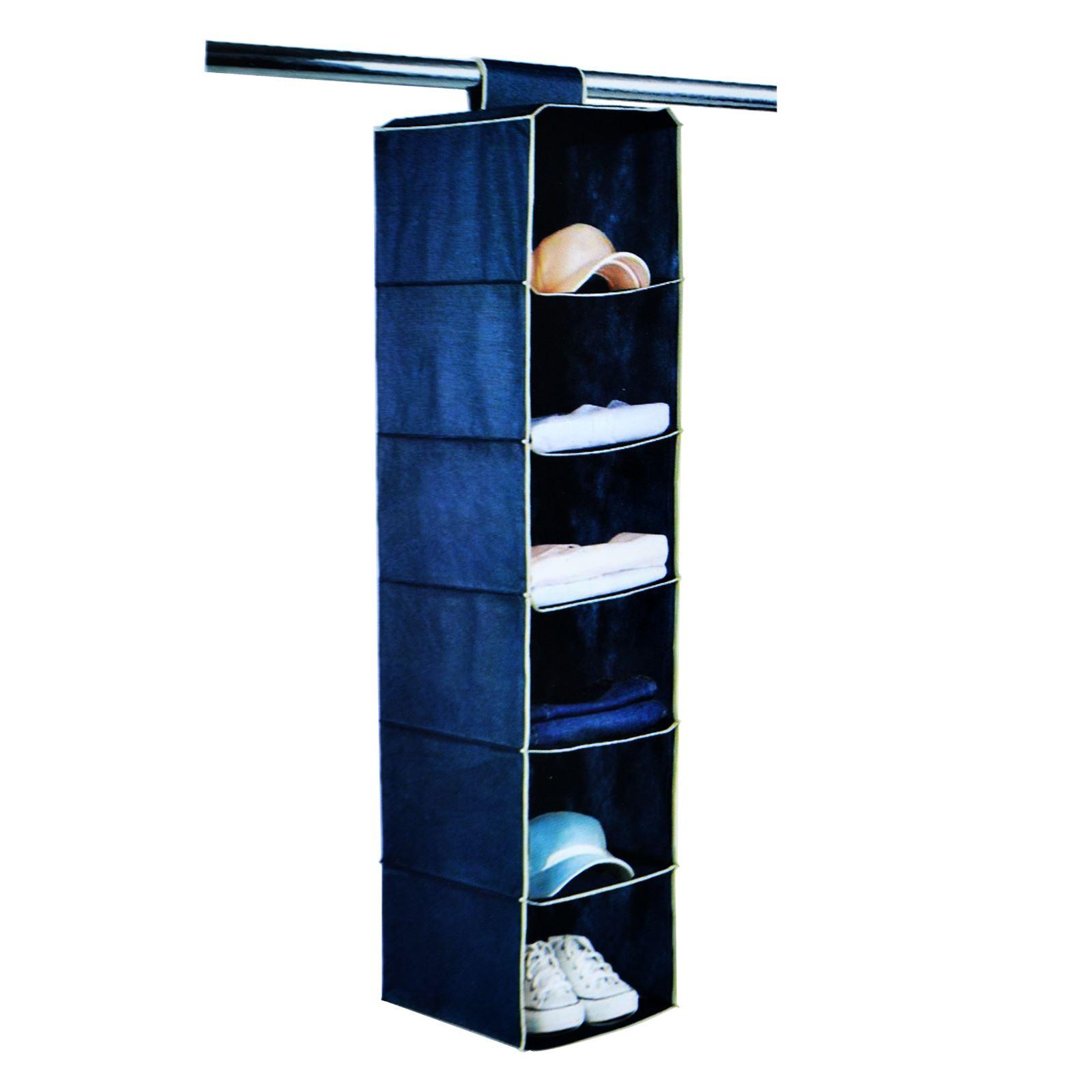 6 7 10 11 20 Shelf Pocket Hanging Storage Organiser Shoe