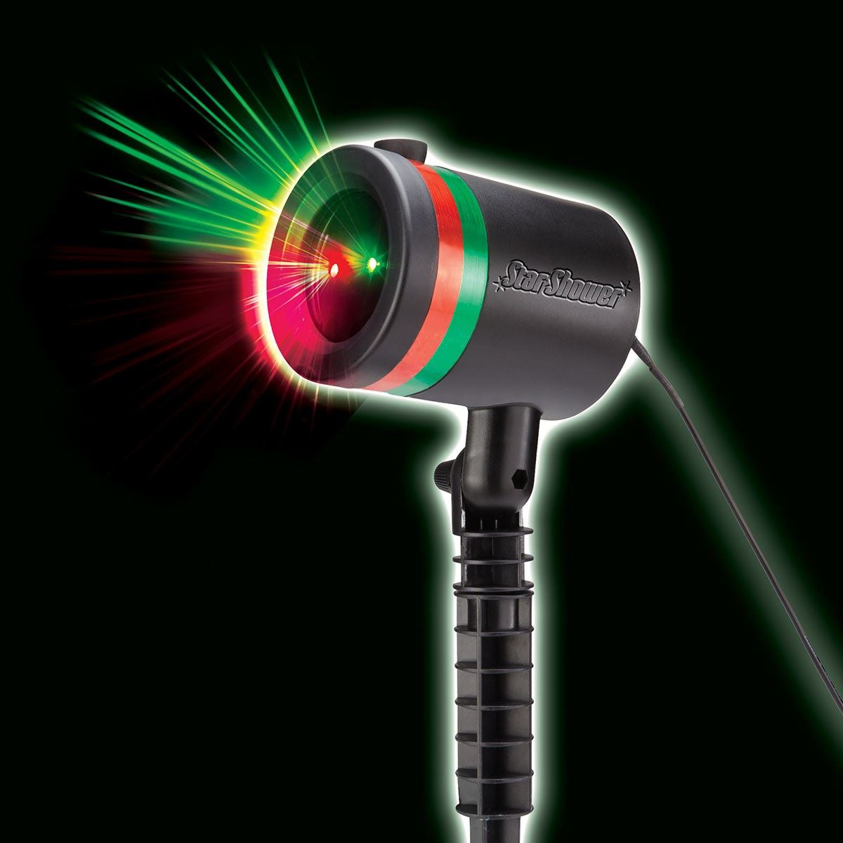 jml star shower laser projected light system 5m cable
