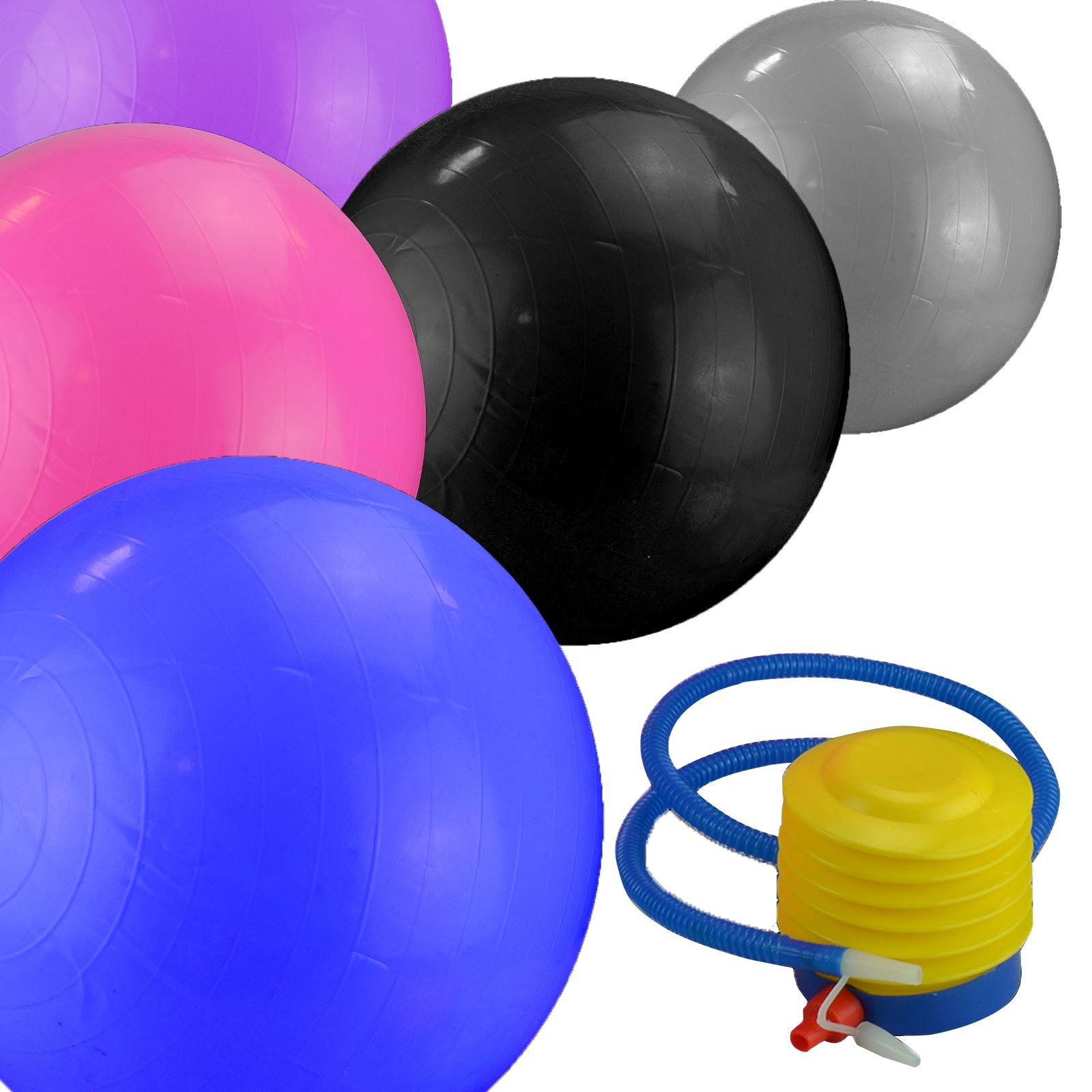 Balance Ball Exercises For Pregnancy: 65cm Yoga Exercise Gym Swiss Ball Pregnancy Fitness Anti