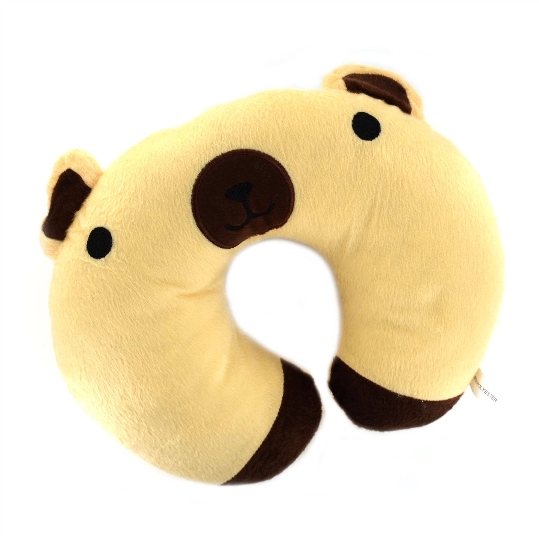 Animal Travel Pillow : Kids Animal Neck Pillow Super Soft Travel Sleep Support Plush Cushion Car Home eBay