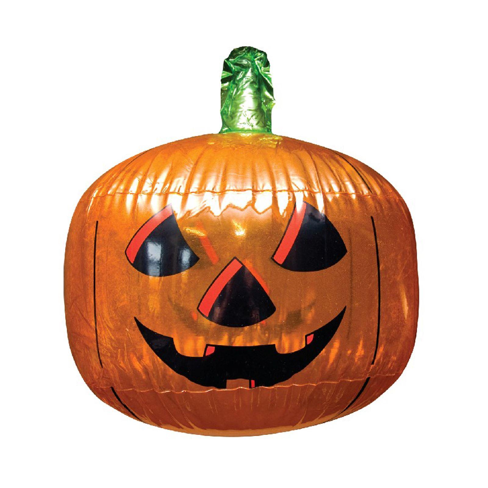 Halloween inflatable decoration skeleton pumpkin spider