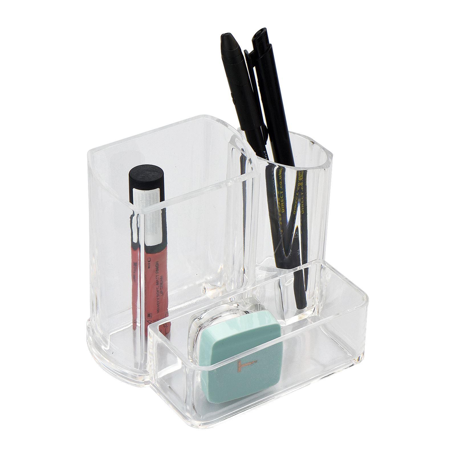 Cosmetic Organizer Jewelry Storage Clear Acrylic Makeup