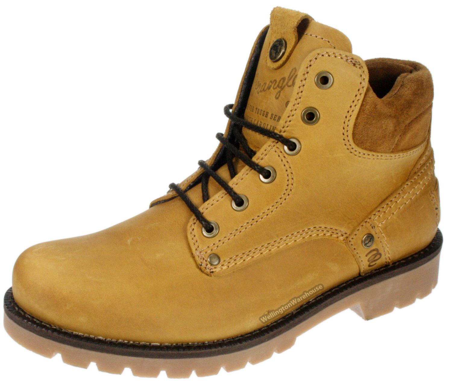 Chaussure À Lacets Wrangler IKYcW9B6x