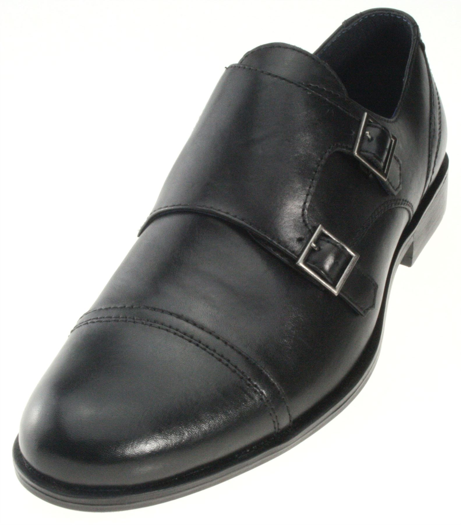 Shop Monk Strap men's dress shoes, wing tips, oxfords, loafers and more at Macy's! Get FREE shipping. Macy's Presents: The Edit- A curated mix of fashion and inspiration Check It Out. Calvin Klein Men's Robbie Brushed Leather Monk-Strap Loafers.