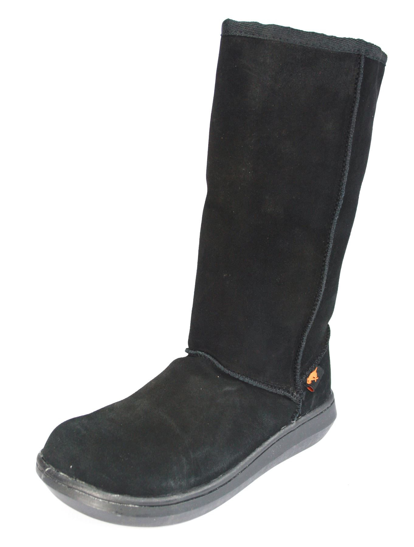 Rocket Dog Womens Sugar Daddy Ladies Suede Leather Boots Shoes ...