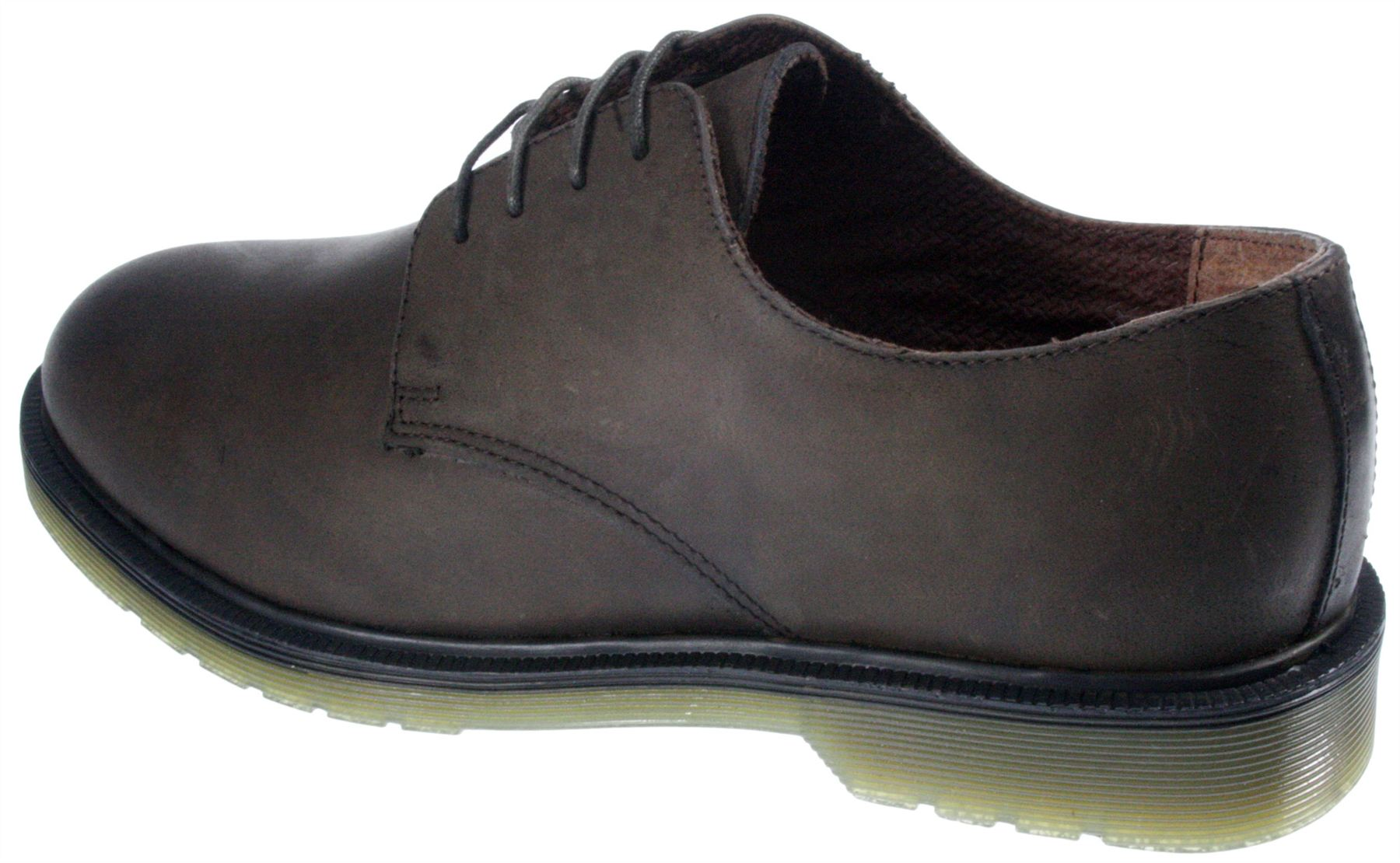 Mens-Leather-Oxford-Lace-Shoes-with-Air-Sole-FREE-POSTAGE