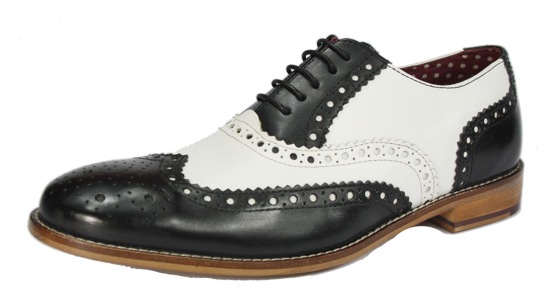Wingtip Brogue Dress Shoes