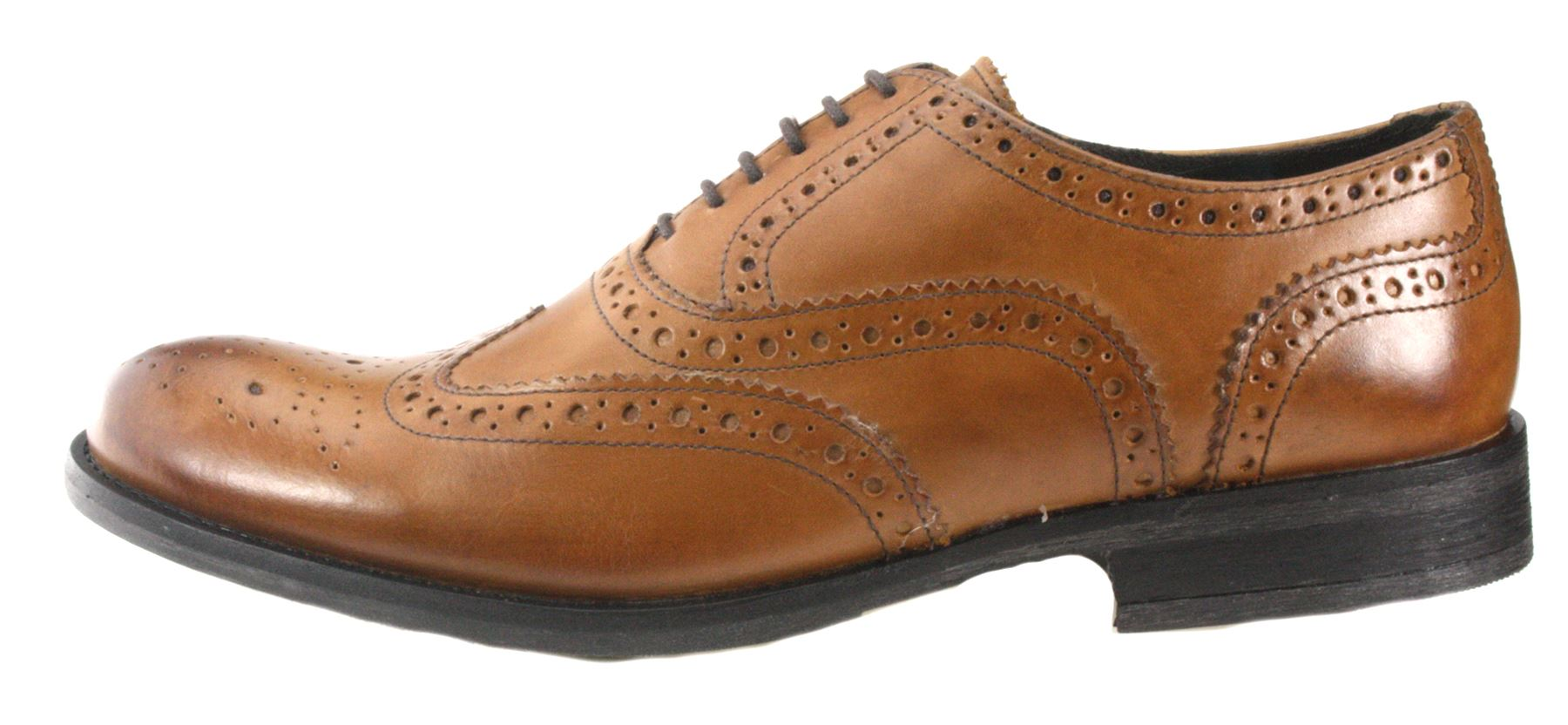 Base-London-Mens-Brogue-lace-up-Tan-Brown-