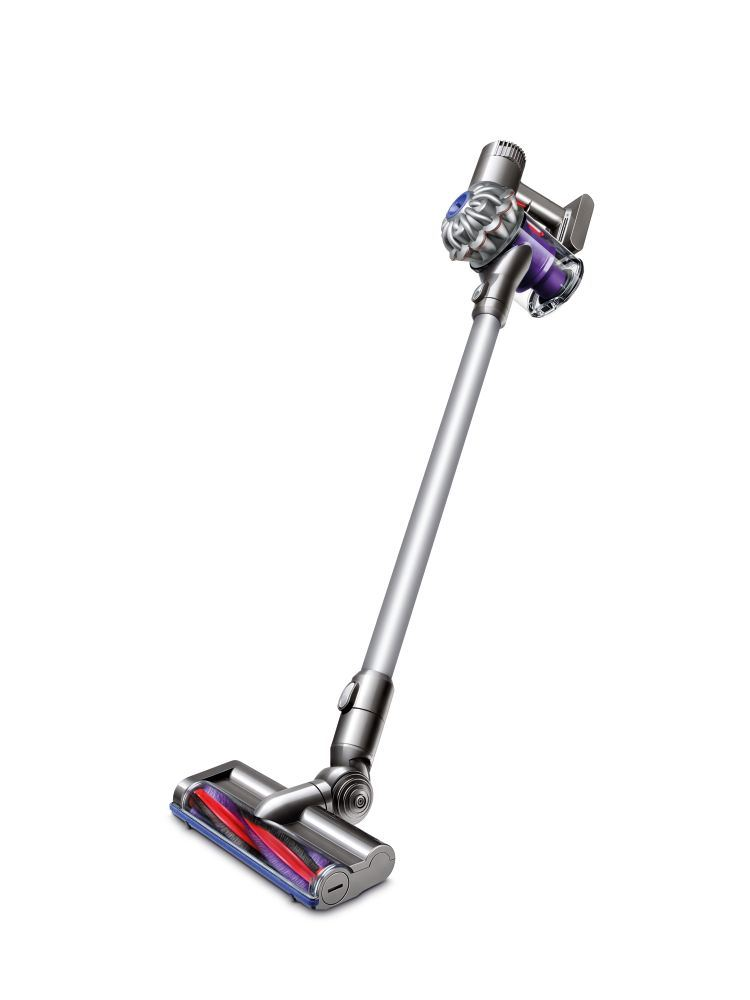 dyson v6 cordless vacuum cleaner refurbished 1 year. Black Bedroom Furniture Sets. Home Design Ideas