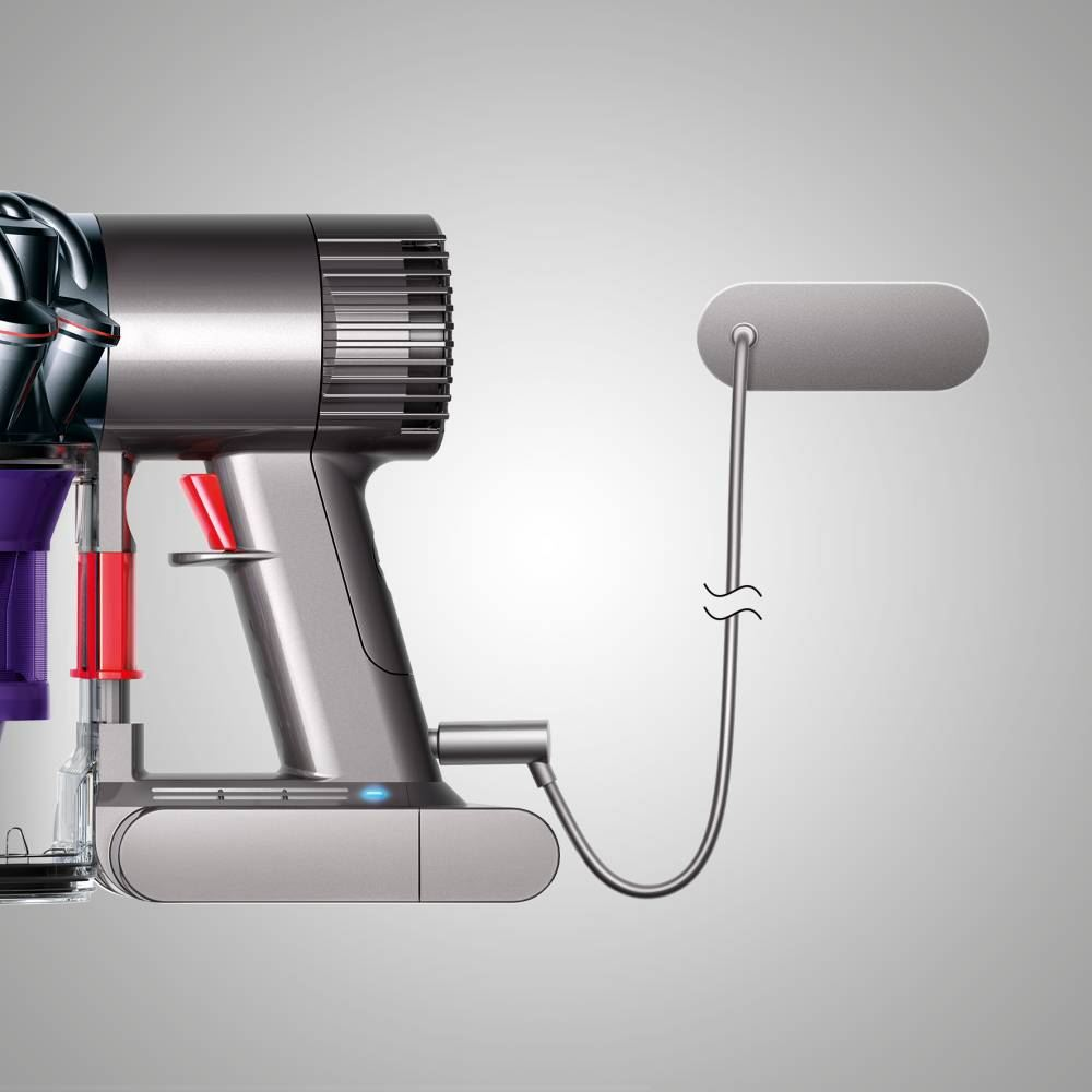 dyson v6 trigger pro handheld vacuum brand new 2 year guarantee. Black Bedroom Furniture Sets. Home Design Ideas