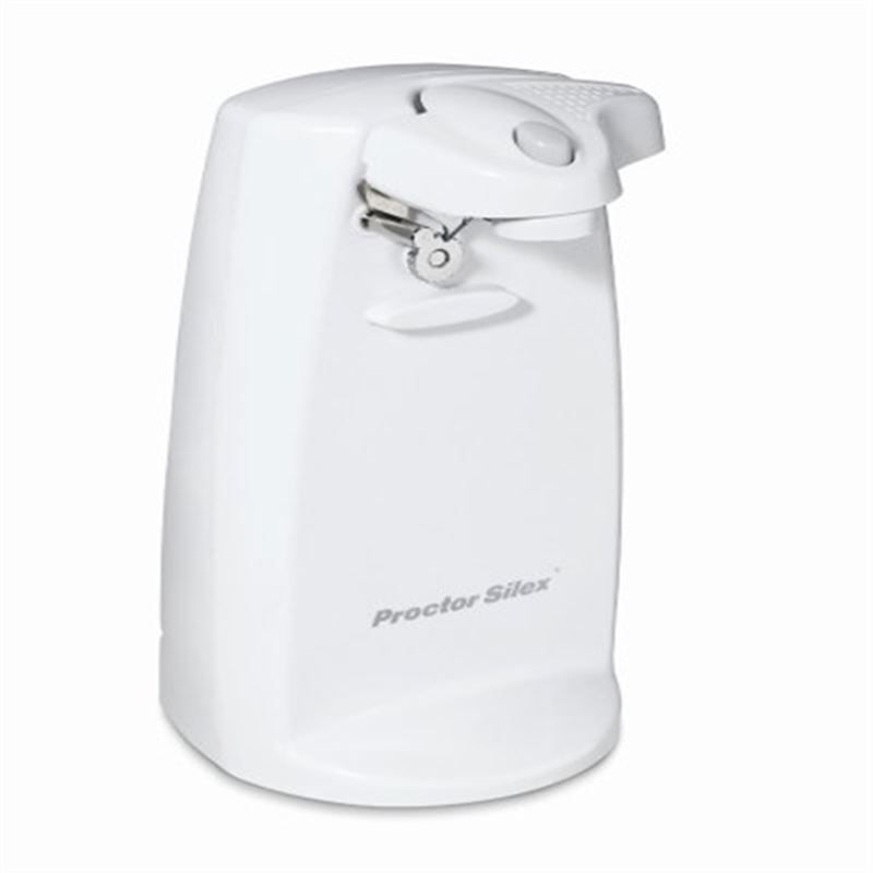 Proctor Silex 75220RK Electric Can Opener White | eBay