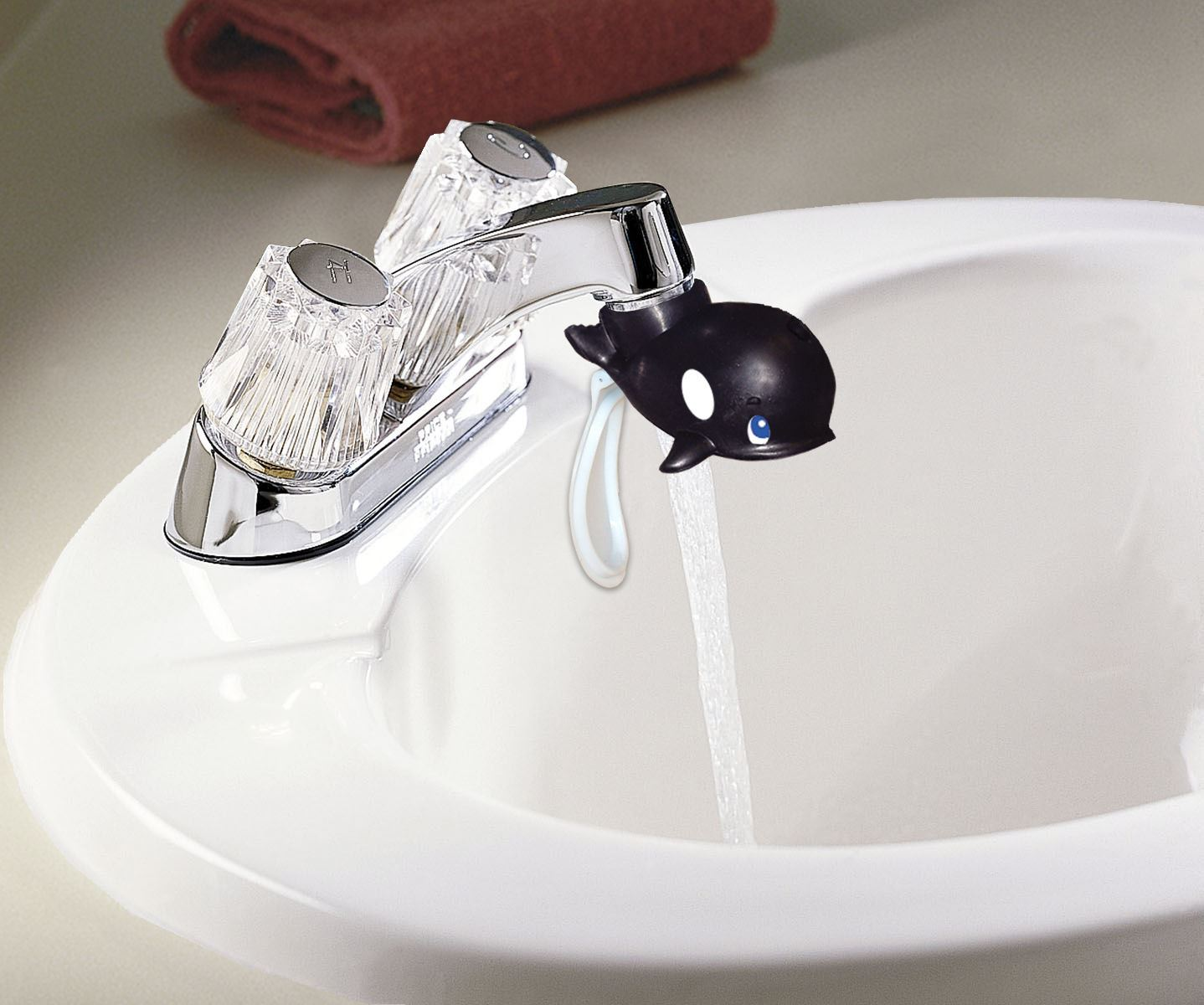Jokari Faucet Fountain Whale For Standard Faucets Home Water Drinking Fountain Ebay