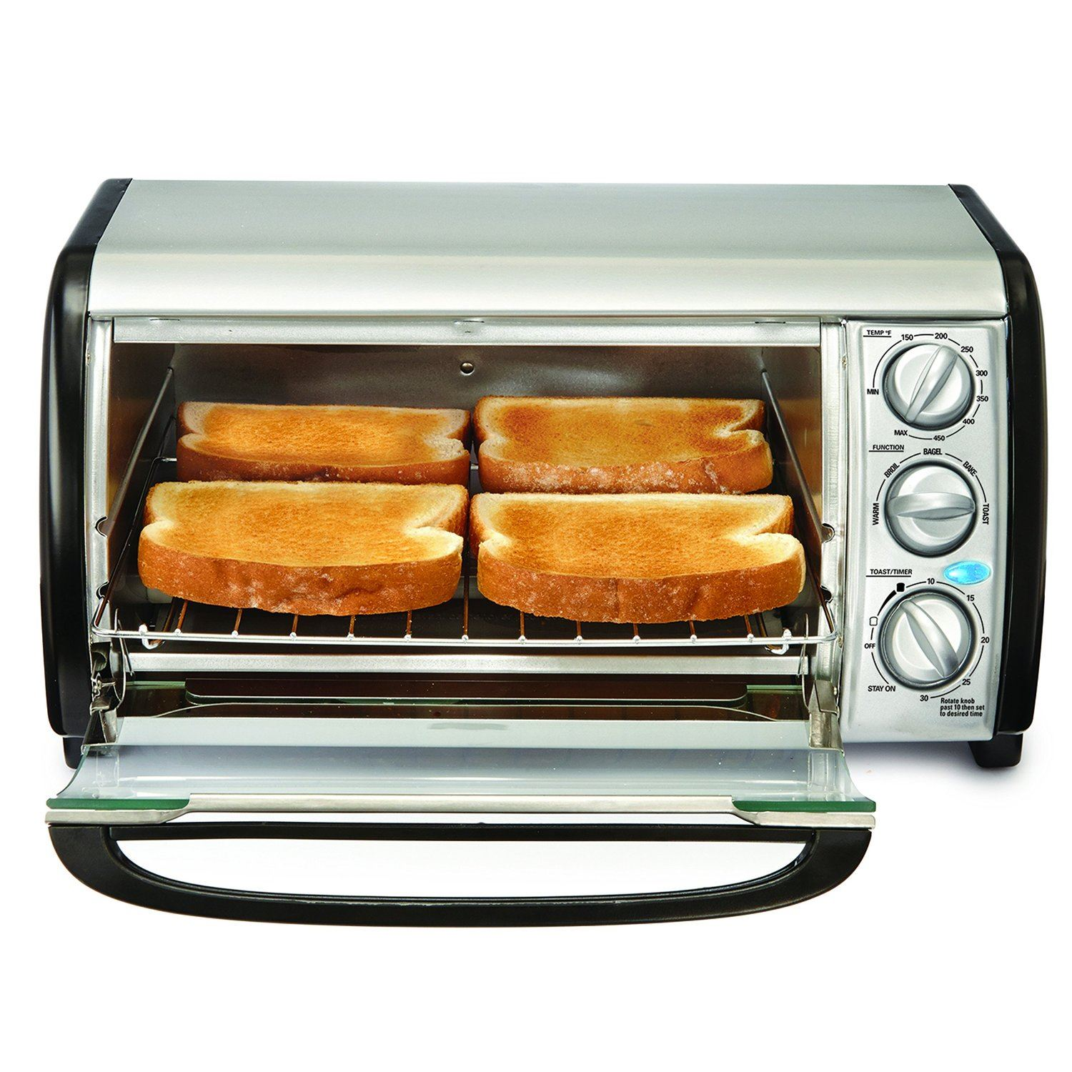 Use Toaster Oven To Bake Cake