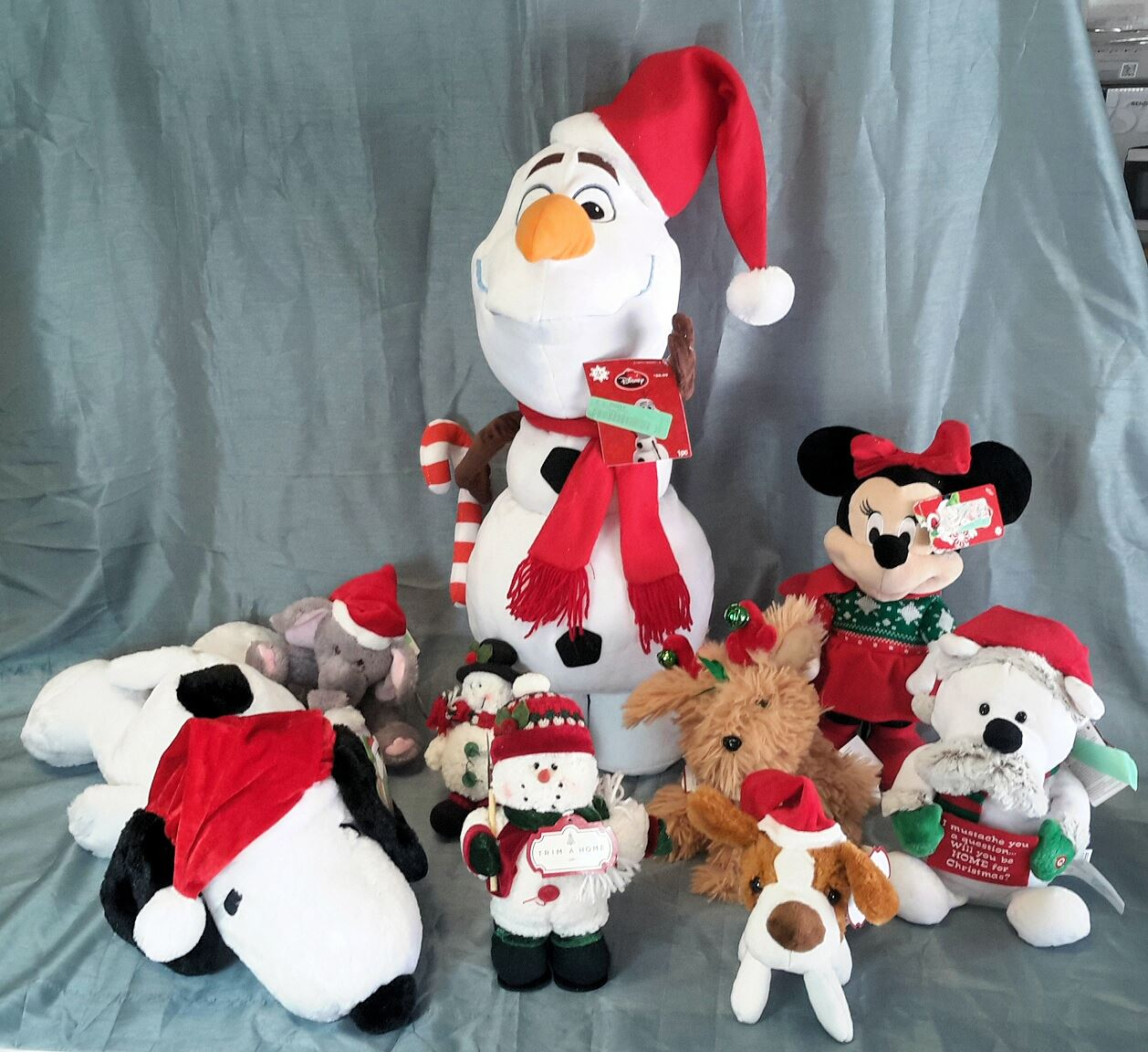 find similar products by category - Christmas Plush Toys