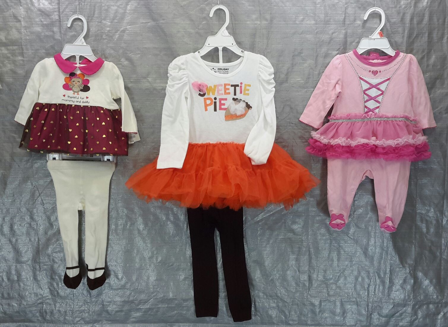 Wholesale Lot Assorted Infant Toddler Girl Clothing Brand ...