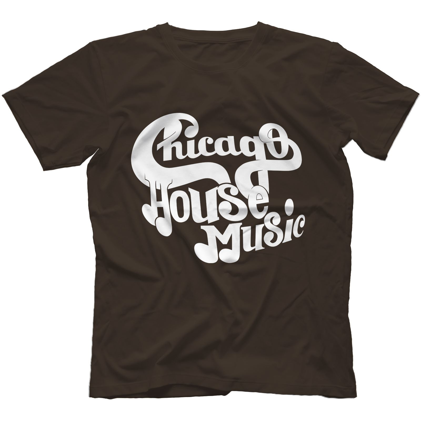 Chicago house music t shirt 100 cotton frankie knuckles for 90s chicago house music