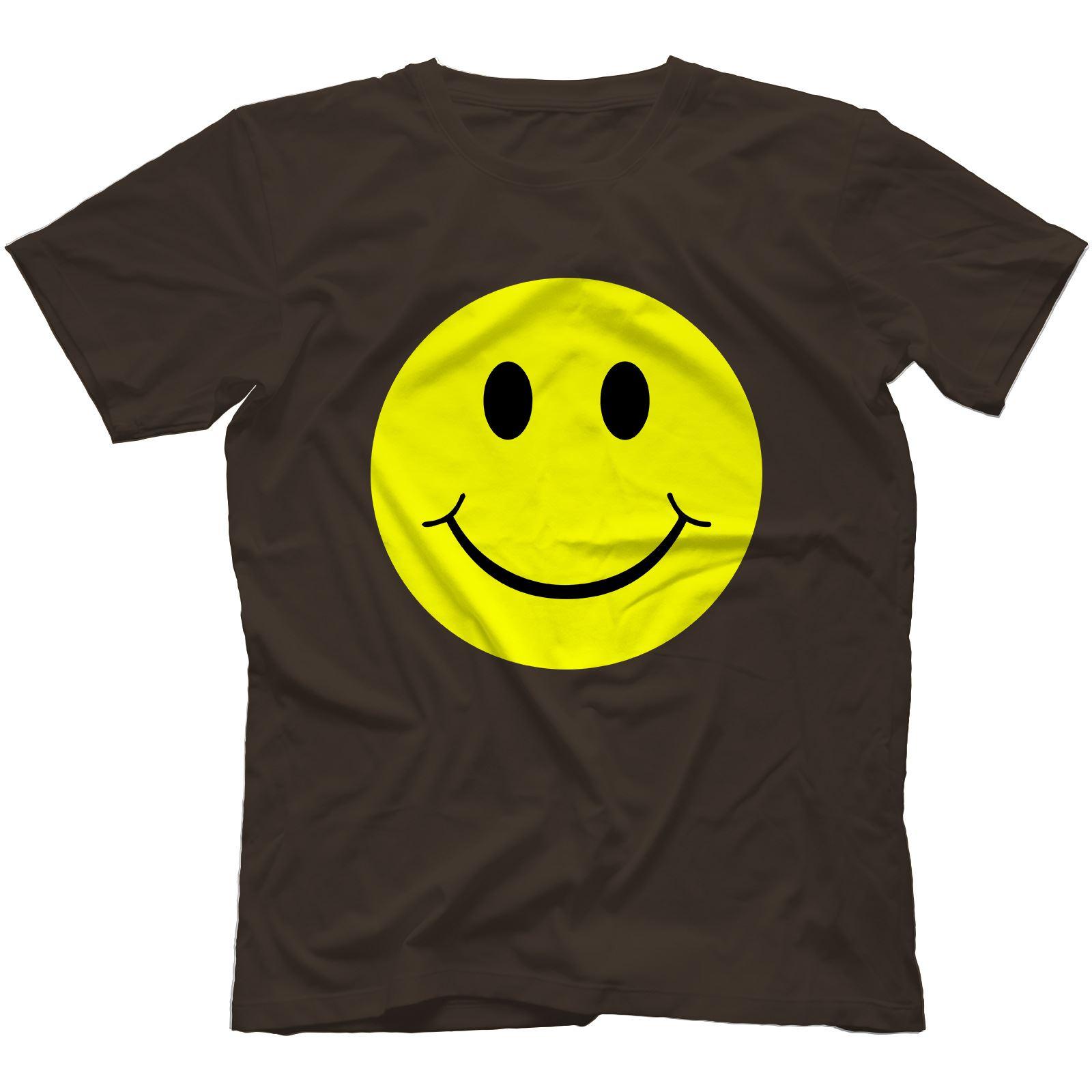 acid house smiley face t shirt 100 cotton i love rave old. Black Bedroom Furniture Sets. Home Design Ideas