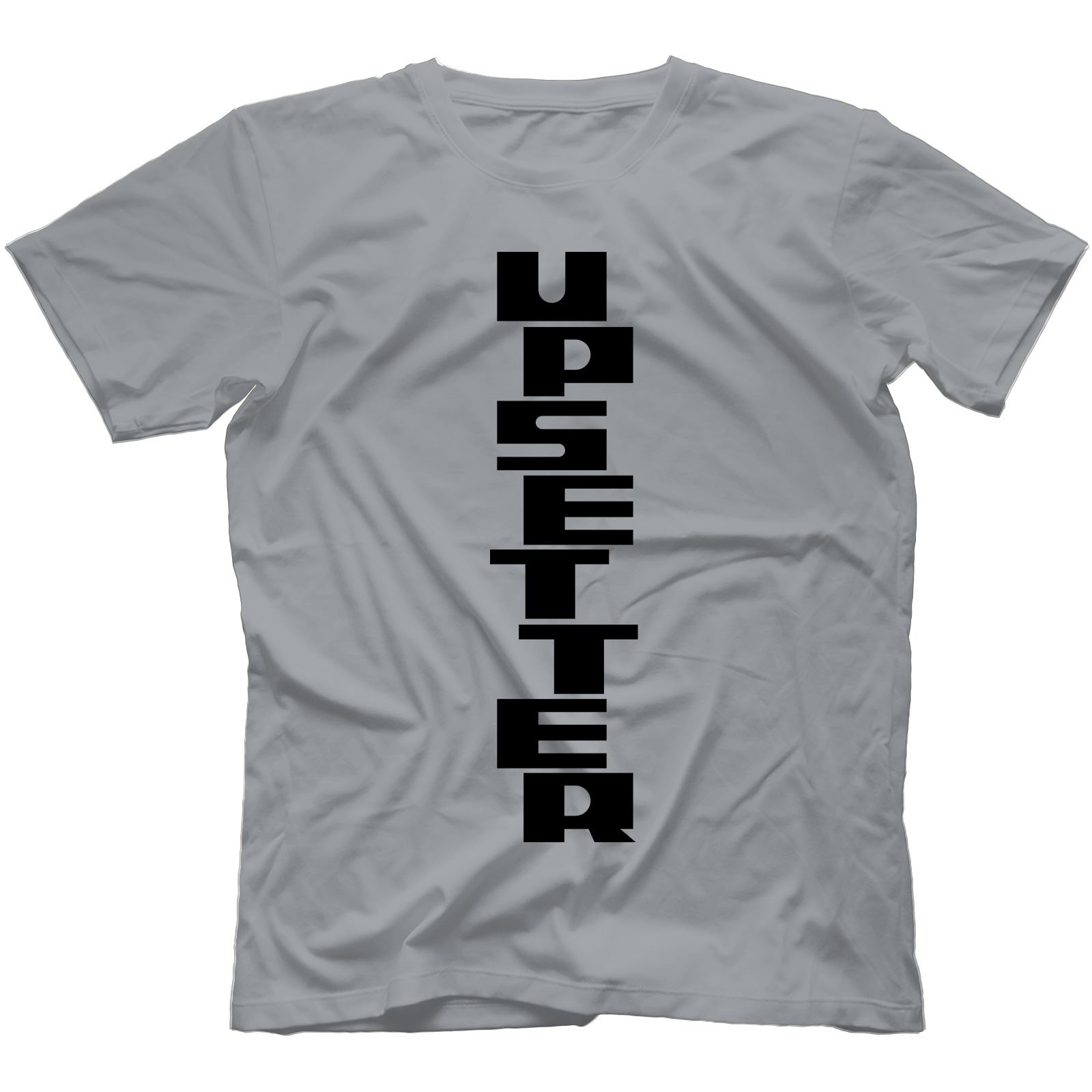 Upsetter records t shirt 100 cotton lee scratch perry the for Making a shirt from scratch