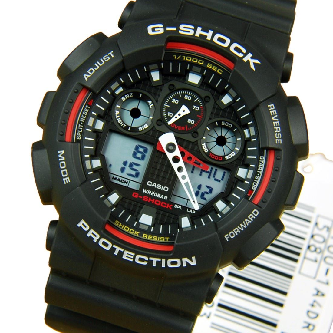 how to know if g shock watch is original