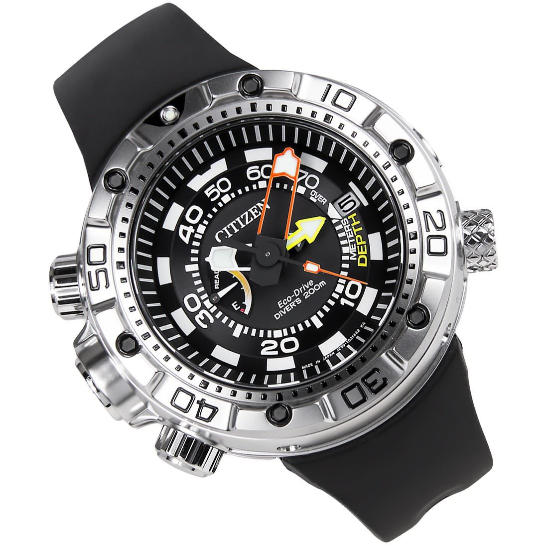 citizen promaster eco drive divers 200m watch bn2021 03e. Black Bedroom Furniture Sets. Home Design Ideas