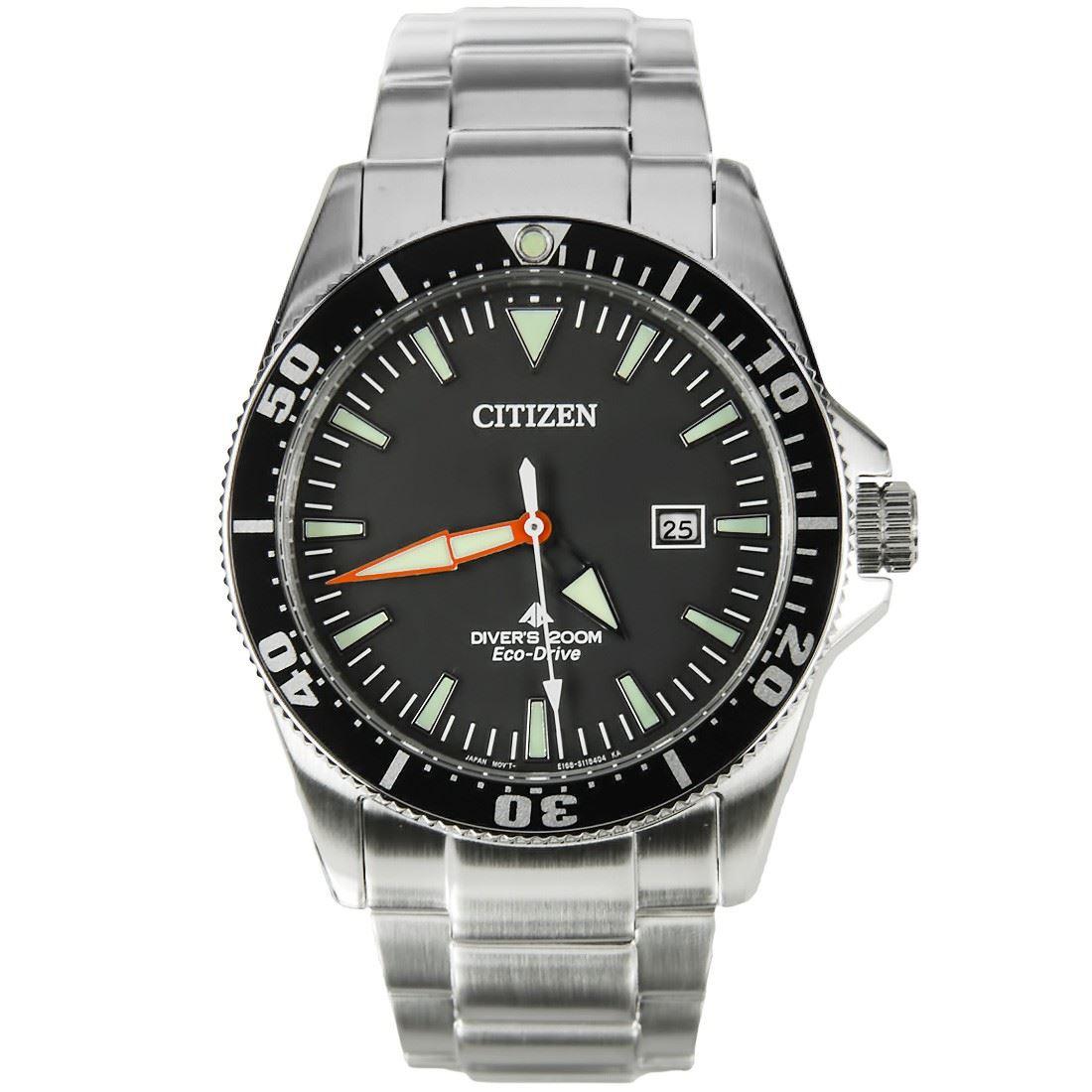 Citizen analog promaster sport mens watch bn0100 00e bn0100 51e ebay - Citizen promaster dive watch ...