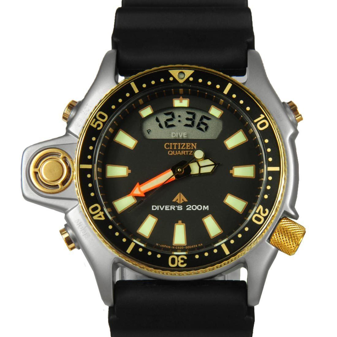 Citizen promaster divers jp2000 08e jp2004 07e jp1010 00e ebay - Citizen promaster dive watch ...