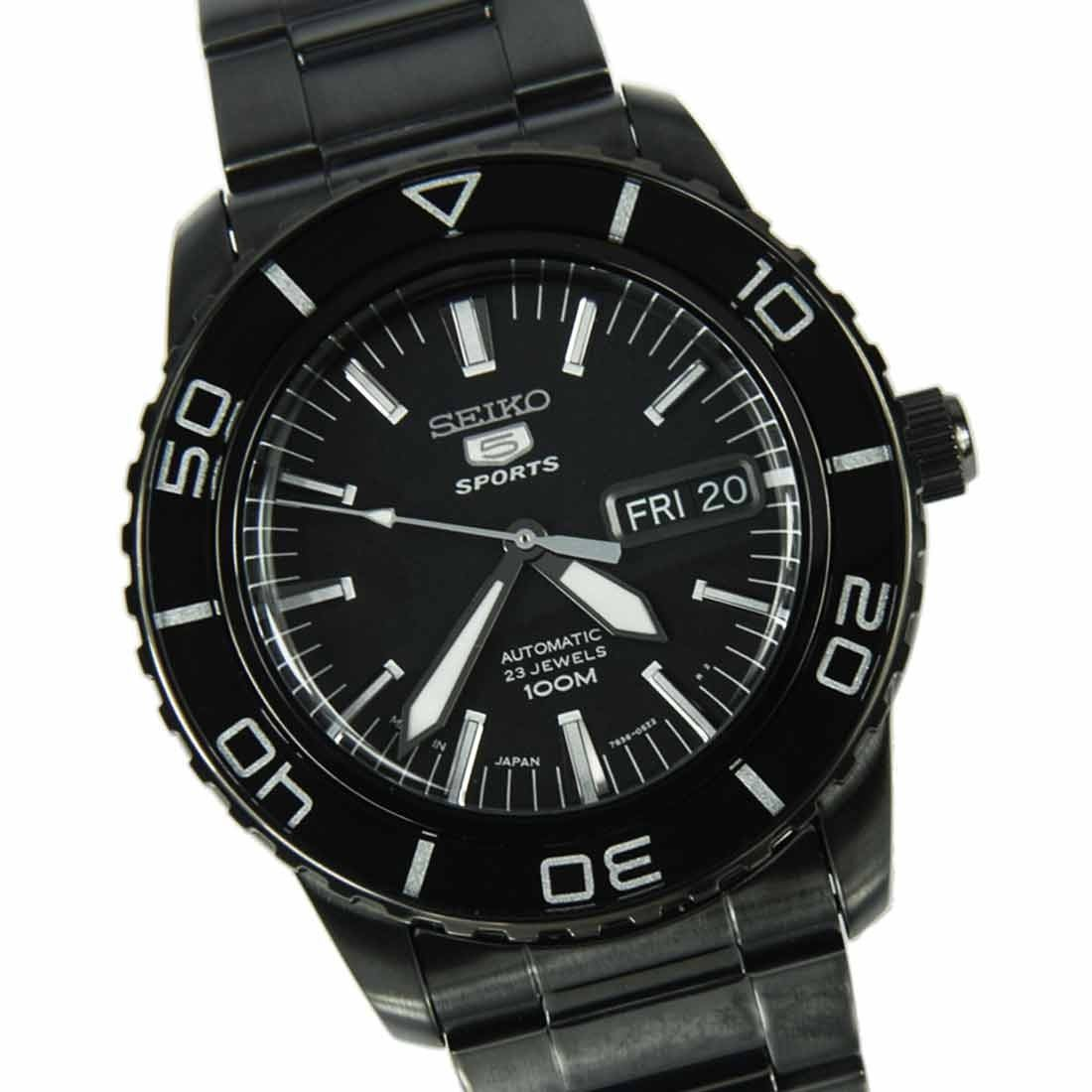 seiko 5 sports automatic mens dive watch snzh55j snzh57k1 snzh59j seiko 5 sports automatic mens dive watch snzh55j