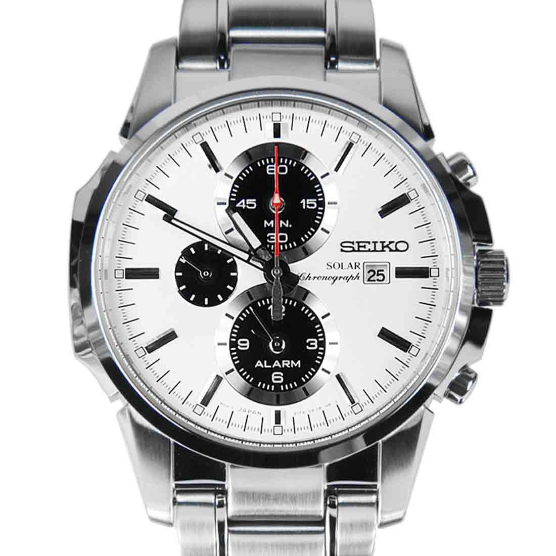 Ssc081p1 ssc083p1 ssc085p1 ssc087p1 seiko gents solar casual watch ebay for Solar watches