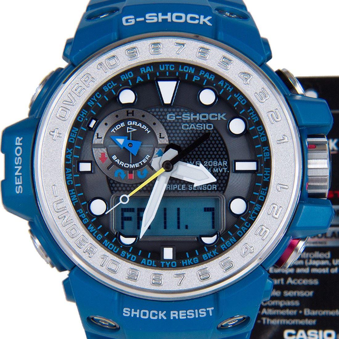 Western часы g shock gwn 1000b 1b casio вопрос выбором