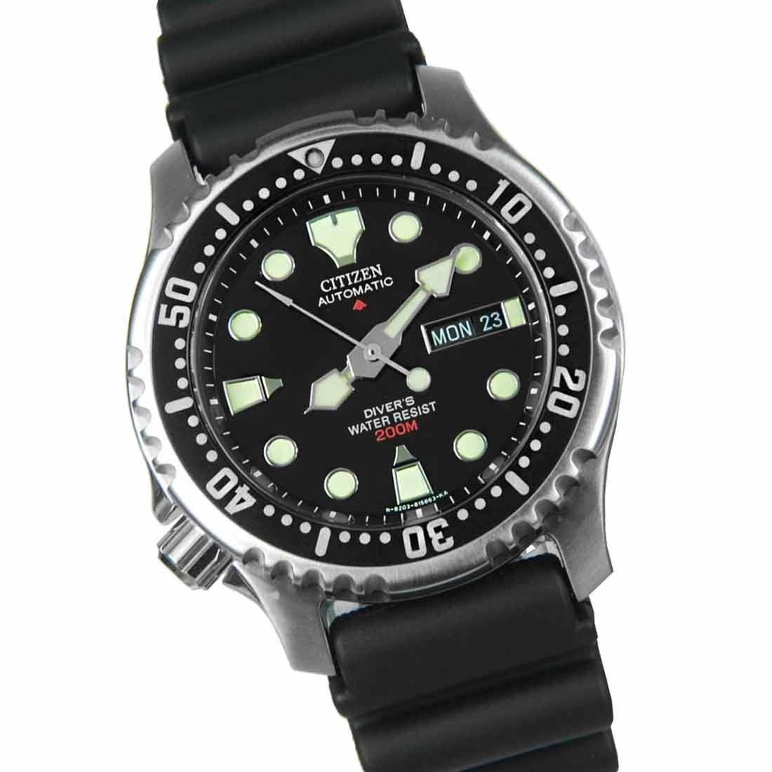 Citizen mens divers watch ny2300 ny0040 ny0054 ebay - Citizen promaster dive watch ...