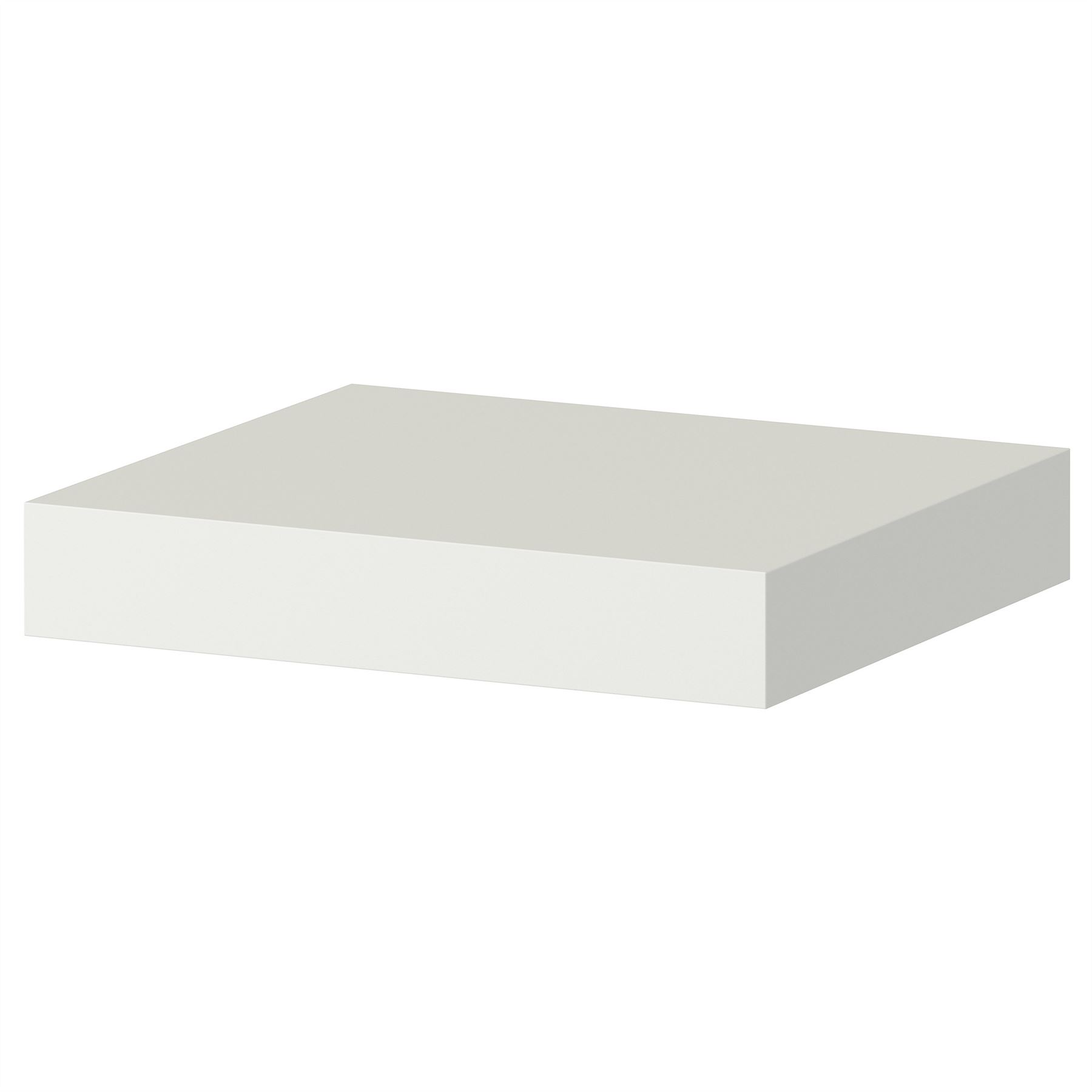 Floating Bookshelves Ikea: Ikea Lack Floating Wall Shelf Display Concealed Mounting