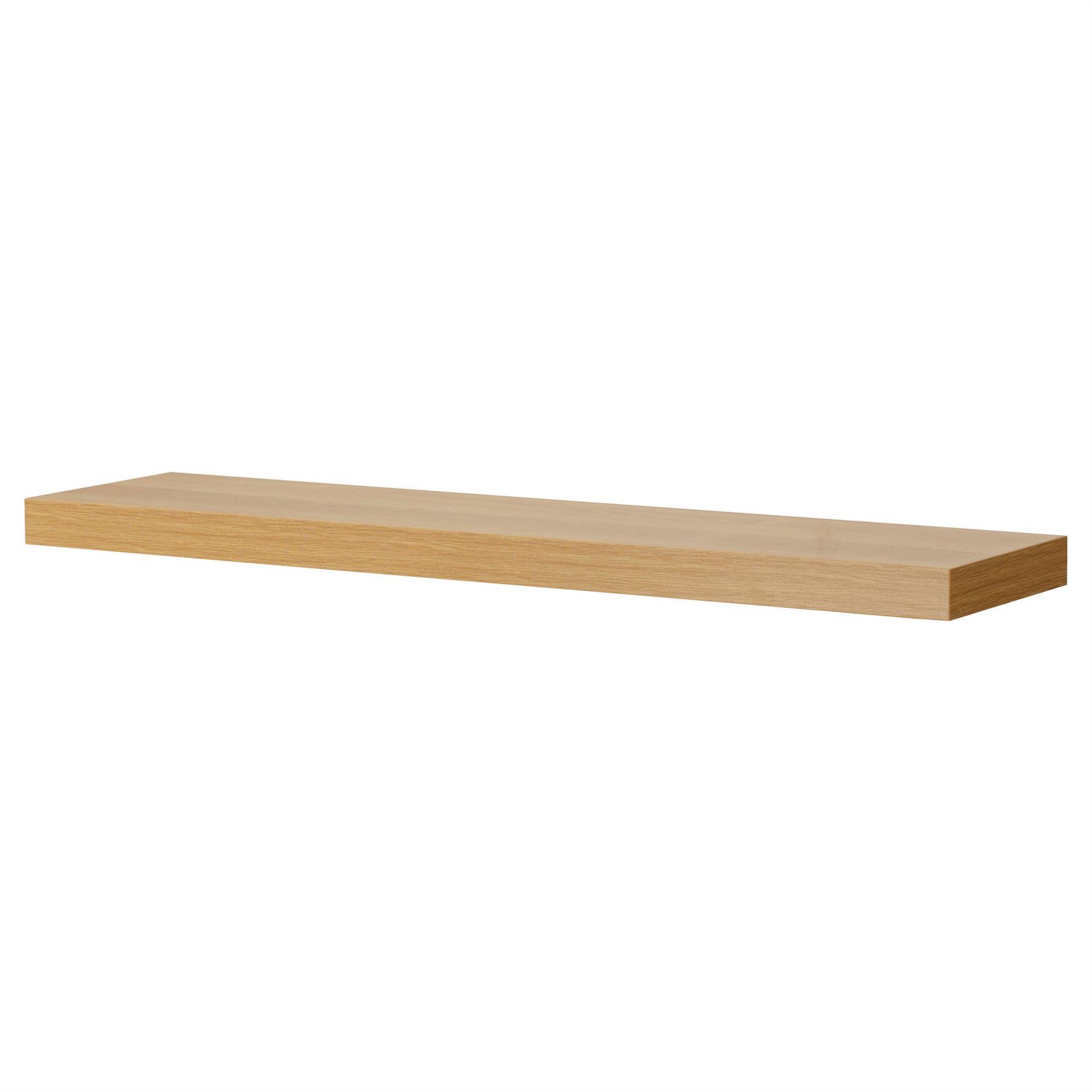 Ikea Lack Floating Wall Shelf Shelves Display 110x26 Cm