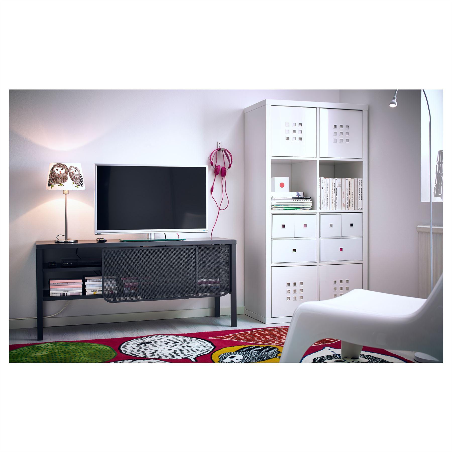 Ikea kallax 8 cube storage bookcase rectangle shelving unit various colours ebay - Kallax 8 cases ...