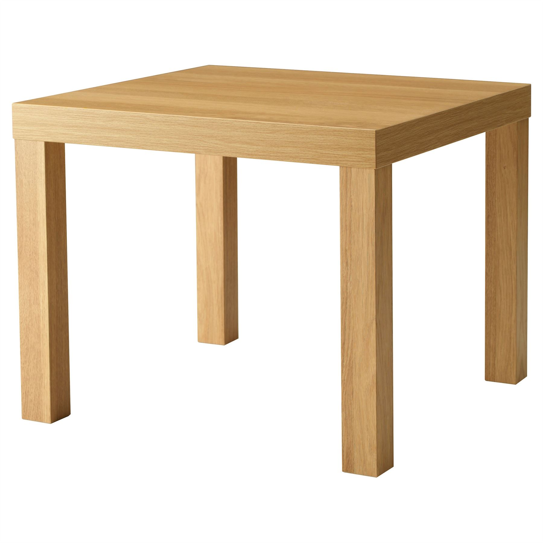 Ikea lack side table end display 55cm square small coffee for Ikea end tables salon