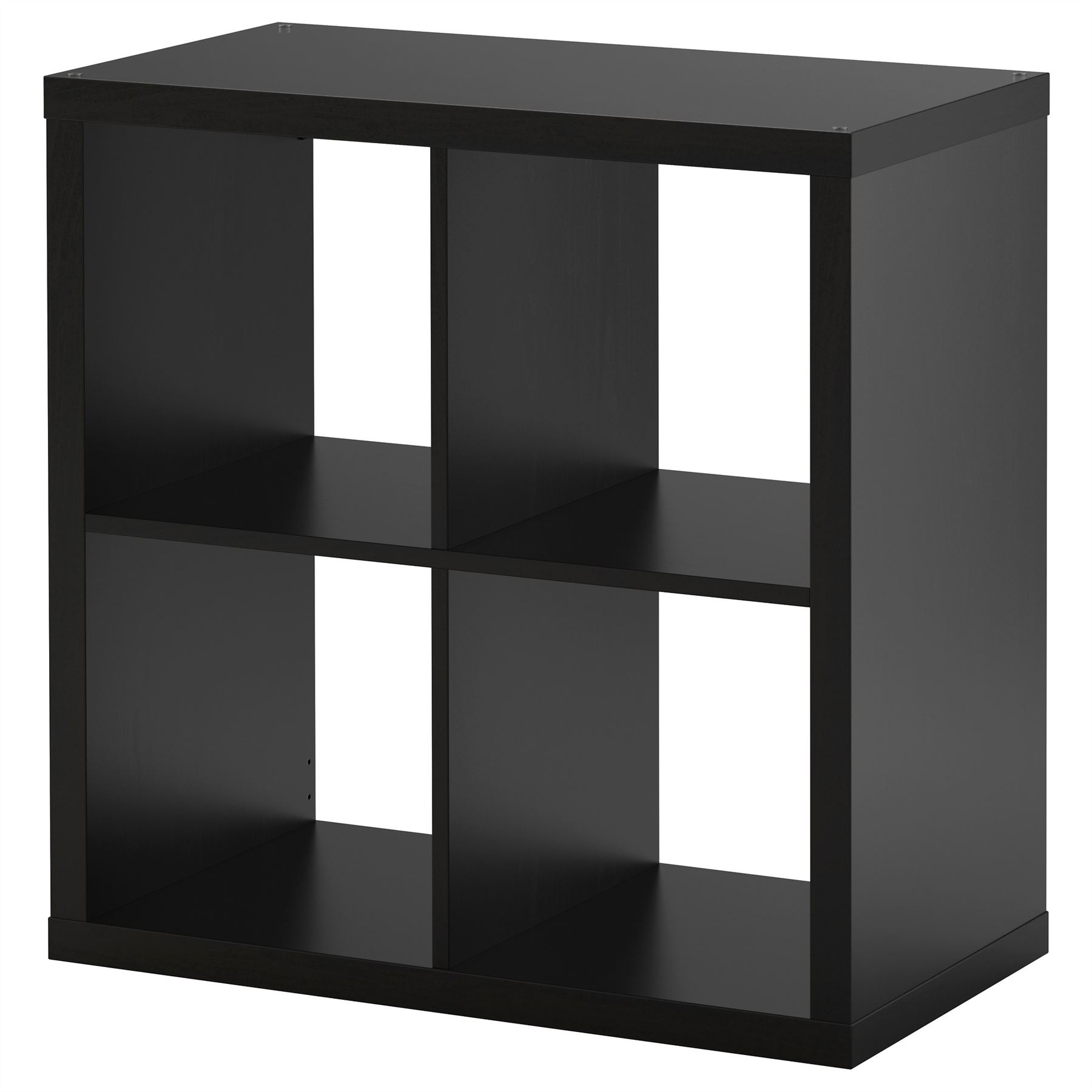 Ikea kallax 4 cube storage bookcase square shelving unit for Ikea box shelf unit