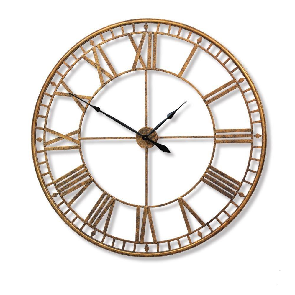 Chronos Large Wall Clock Skeleton Ebay