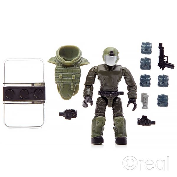 New Call Of Duty Ghillie Suit Sniper Or Juggernaut Set Figure Official Ebay